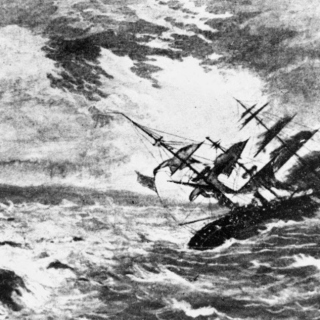 On The Troubled Seas