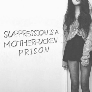suppression;;