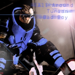 All Around Turian Bad Boy