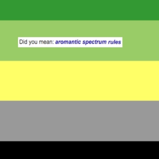 The Aro Spectrum Rules