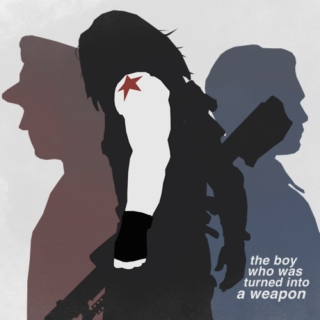 the boy who was turned into a weapon