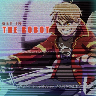 Get In The Robot
