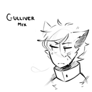 """""""Gulliver at your service."""""""