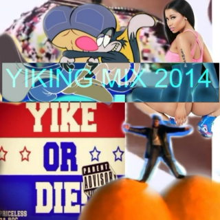 YIKING MIX 2014