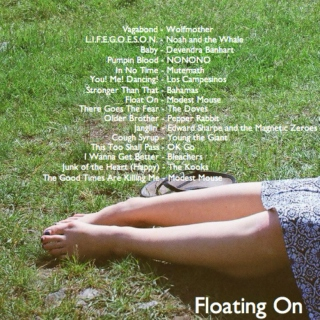 Floating On