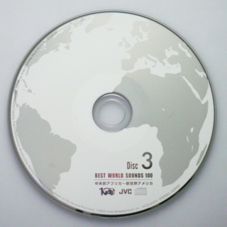 Best World Sounds: CD 3 Africa Part II and Caribbean, America, Pacific