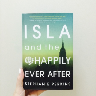 ISLA AND THE HAPPILY EVER AFTER ❀