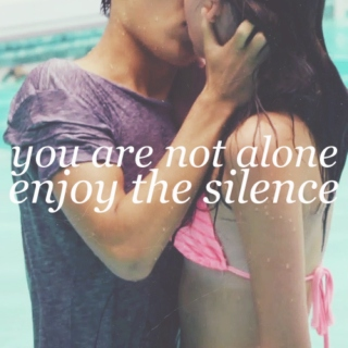 You Are Not Alone/Enjoy the Silence