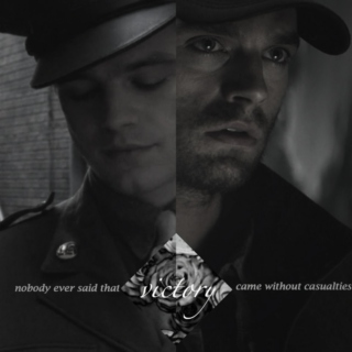 Bucky Barnes // victory and casualties