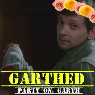 party on, garth.