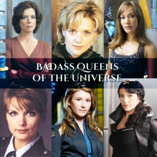 Queens of the Universe