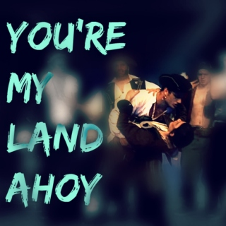 you're my land ahoy: songs for gay pirates
