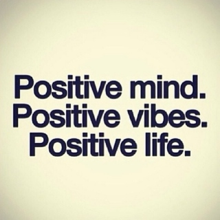 ~positive vibes~