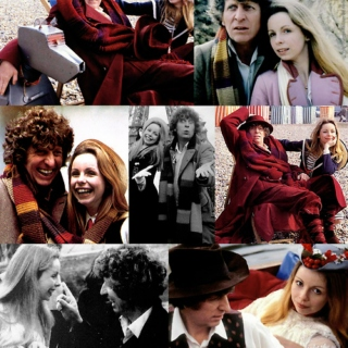 Once, you loved me: A Fourth Doctor/Romana II mix