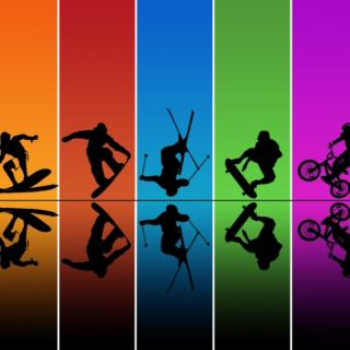The Extreme Sports Mix