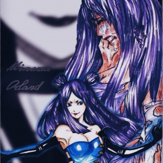my scars remind me the past is real ;; minerva orland