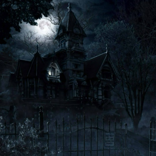 A House of Haunts and Horrors