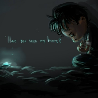 Have you seen my heart?