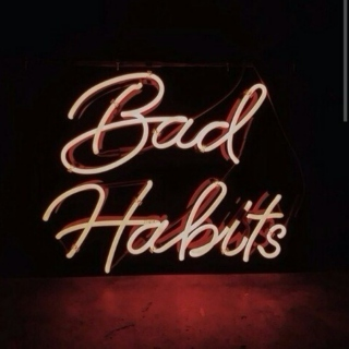 good girl; bad habits