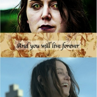 and you will live forever