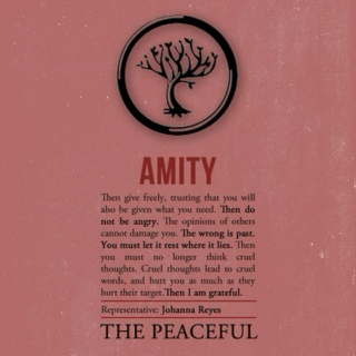 Amity; The Peaceful