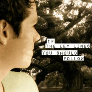 if the ley lines you should follow