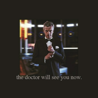 the doctor will see you now.