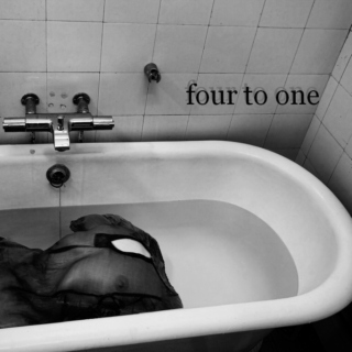 four to one