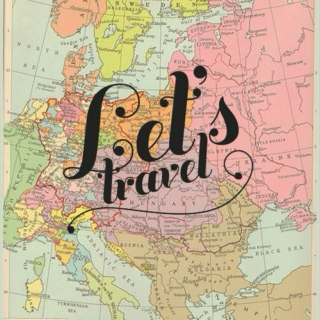 Let's Travel #1