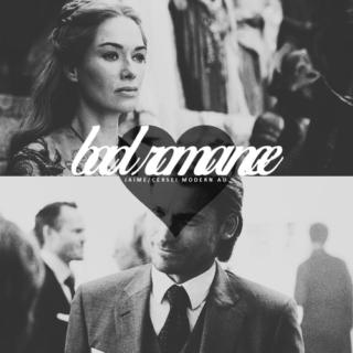bad romance (a mix for modern jaime and cersei)