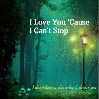 I Love You 'Cause I Can't Stop