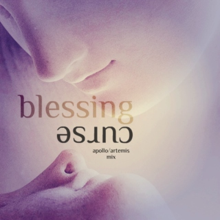 blessing curse;