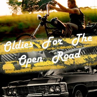 OLDIES FOR THE OPEN ROAD