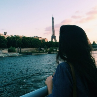 but i hope i never lose touch with paris, part ii