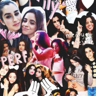 they don't know about us - camila+lauren