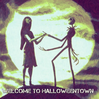 Welcome to Halloweentown