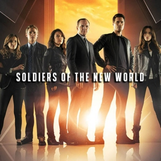 soldiers of the new world