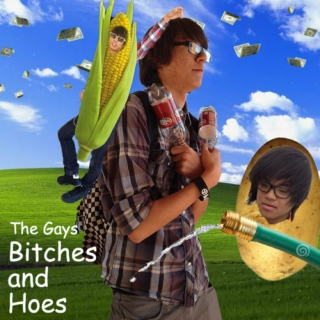 bitches and hoes