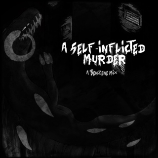 A self-inflicted murder