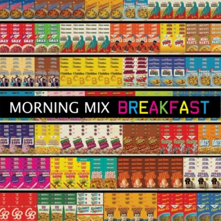 Morning Mix - BREAKFAST