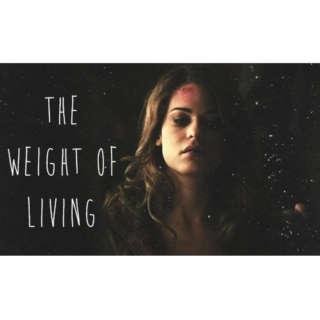 Vol II: The Weight Of Living