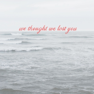 we thought we lost you