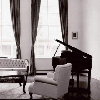 Home is where the Piano is.