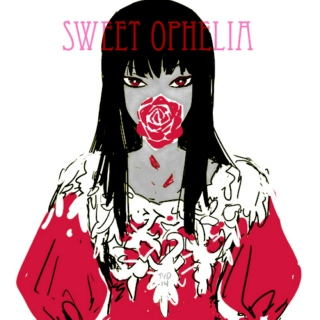 sweet ophelia - a witch and princess mix