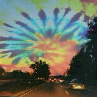 Psychedelic  Road☯☮