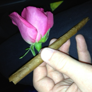 get blunted