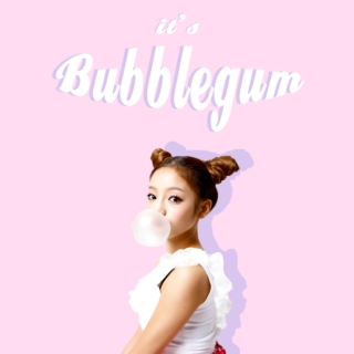 it's bubblegum