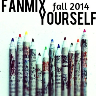 fanmix yourself fall 2014
