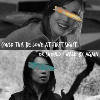 could this be love at first sight || maysimmons
