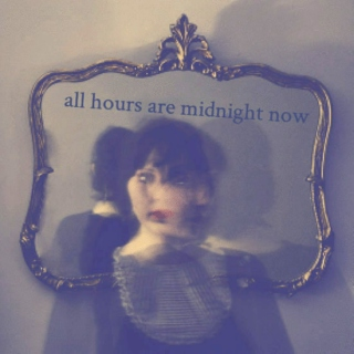 all hours are midnight now